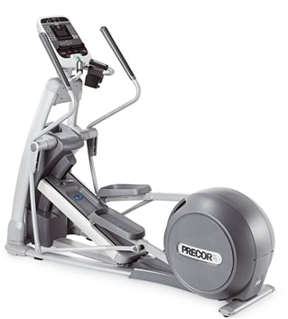 Product Review: Precor EFX 576i Experience Elliptical
