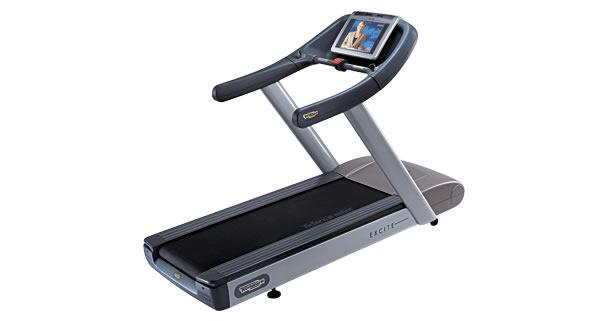 Technogym exite run 900 treadmill gym pros for Technogym all in one