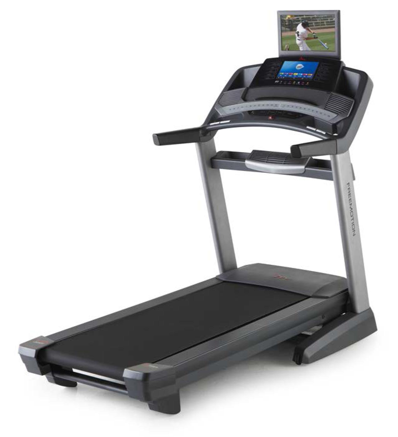D754 06a: FreeMotion 890 Treadmill