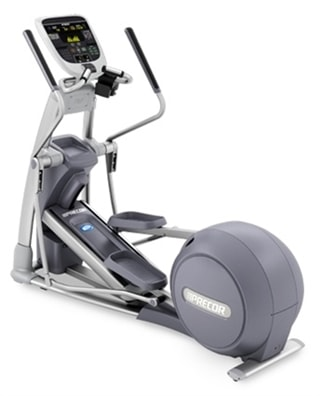 Precor EFX 835 Commercial Elliptical Crosstrainer w/ P30 Console. Call 888-502-2348 For Lowest Pricing Guaranteed!