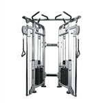 MUSCLE-D DUAL ADJUSTABLE PULLEY FUNCTIONAL TRAINER-NEW