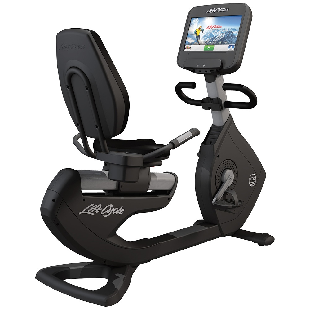 Life Fitness Elevation Discover SE Remanufactured Recumbent Bike. Call Now For Lowest Price Guaranteed!