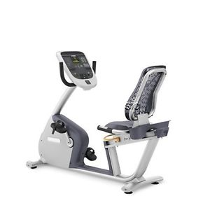 Precor RBK 835 Commercial Recumbent Bike -Remanufactured Call 888-502-2348 For Lowest Pricing In the Nation