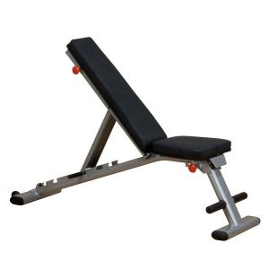 body solid multi adjustable bench
