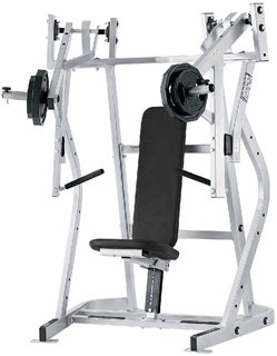 hammer strength iso chest press commercial fitness brand