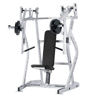 Hammer Strength ISO P/L Lateral Bench Press Machine
