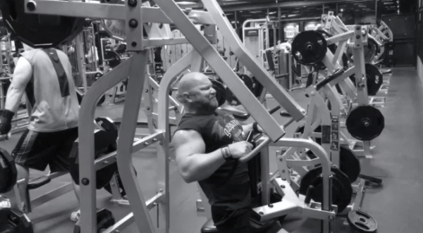 5 Benefits of Hammer Strength Machines
