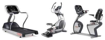Star Trac commercial gym equipment package