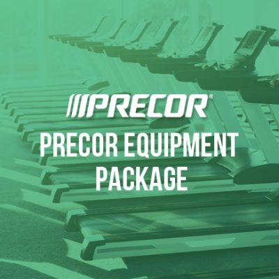 commercial gym equipment packages from precor
