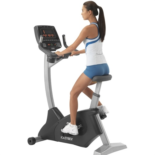 Cybex 750C  Commercial Upright Fitness Bike (Remanufactured)