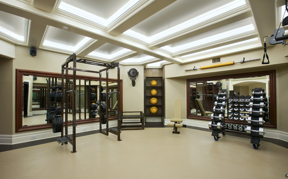 Home Gym Design: Gym Design And How It Contributes To Your Gym's Success
