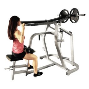 Muscle D Iso-Lateral Lat Pulldown