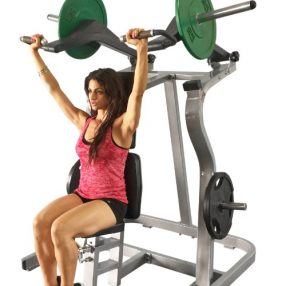 Muscle D Iso-Lateral Shoulder Press