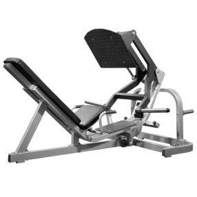Muscle D Leverage Leg Press