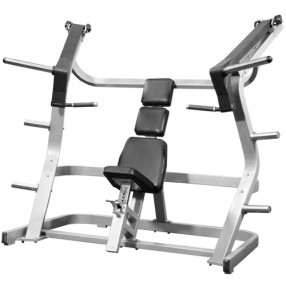 Muscle D Iso-Lateral Incline Chest Press