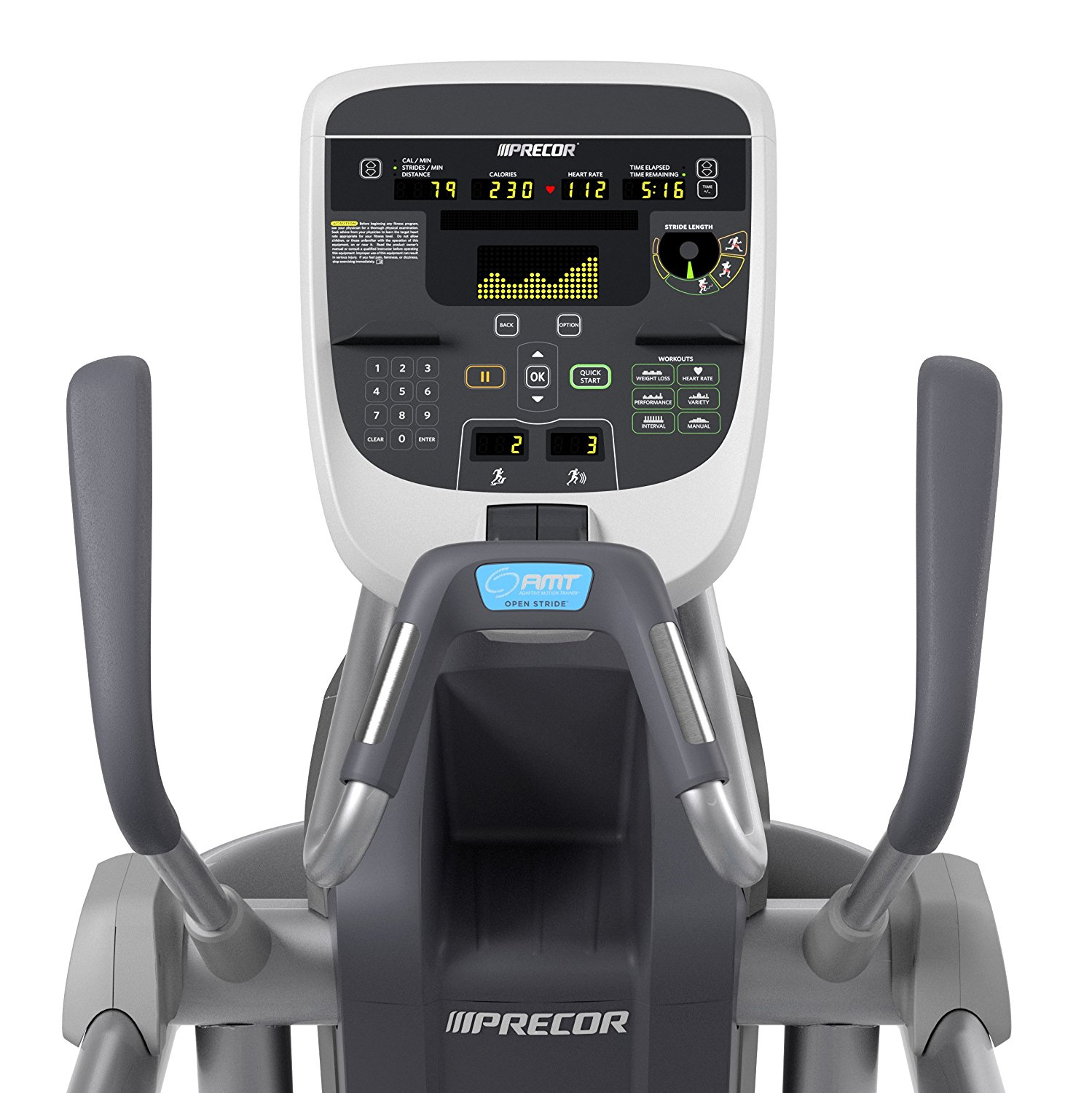 precor amt 835 review