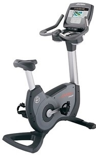 Life Fitness 95C Inspire Upright Bike (Remanufactured)