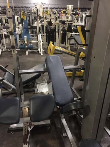 Flex Olympic Incline Bench