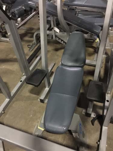 (3) Nautilus Adjustable Bench