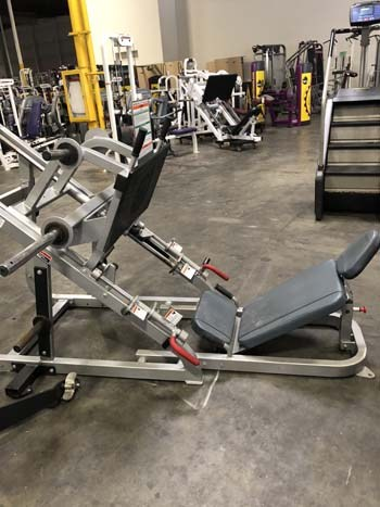 Body Masters Leg Press - Gym Pros