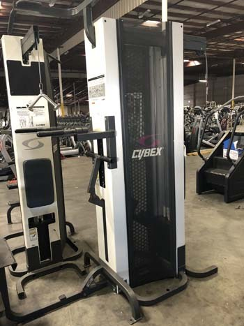 Stairmaster For Sale >> Cybex Modular Chin Dip Assist/Pushdown - Gym Pros