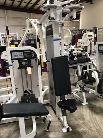 Life Fitness Pro 2 8pcs Circuit - Gym Pros