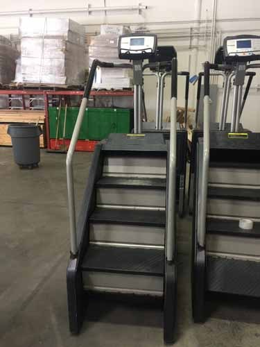 Stairmaster 7000PT Gray Console