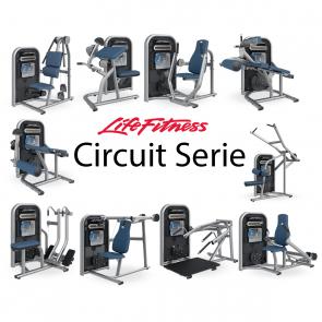 Life Fitness Pro 2 8pcs Circuit