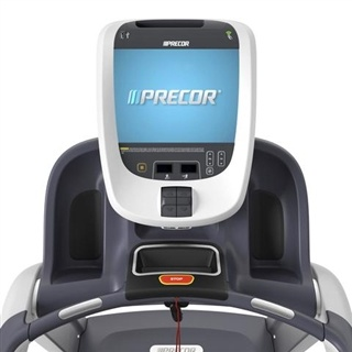 Precor TRM 885 V2 Treadmill w/P80 Console (Remanufactured)
