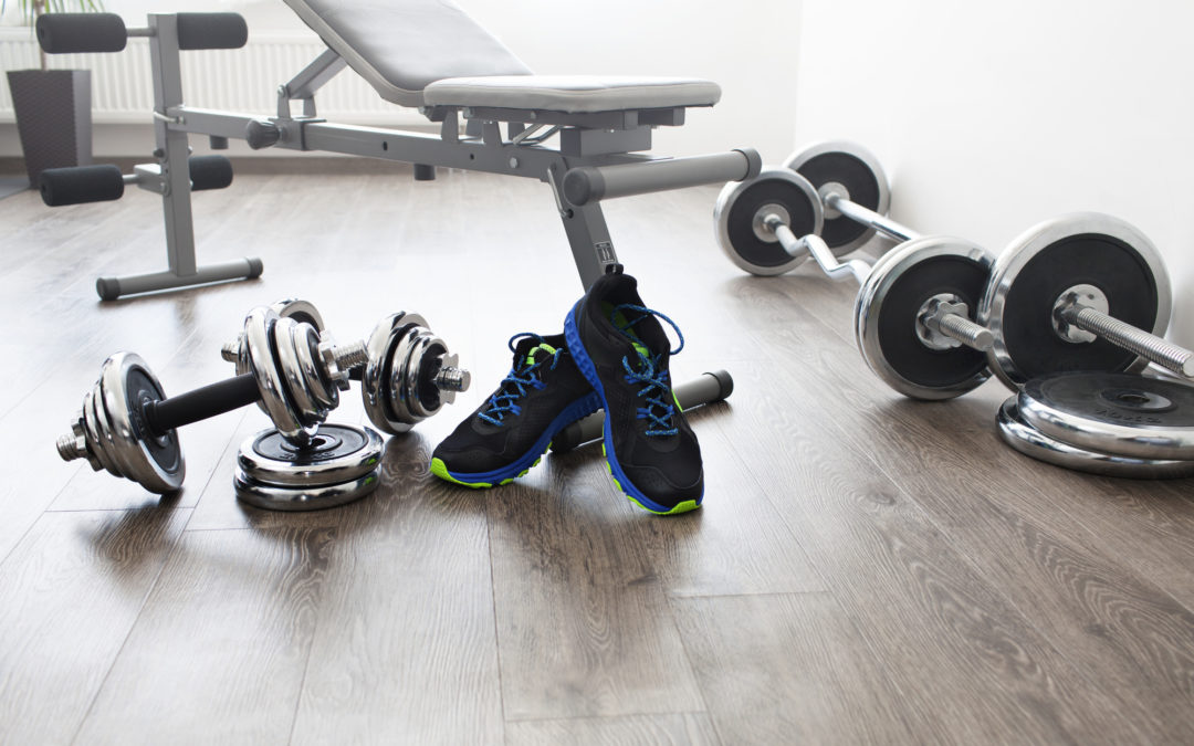 How to Build a Home Gym You'll Love Using Every Day