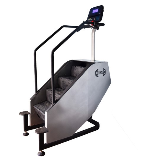 Muscle D Commercial Grade Step Machine-New