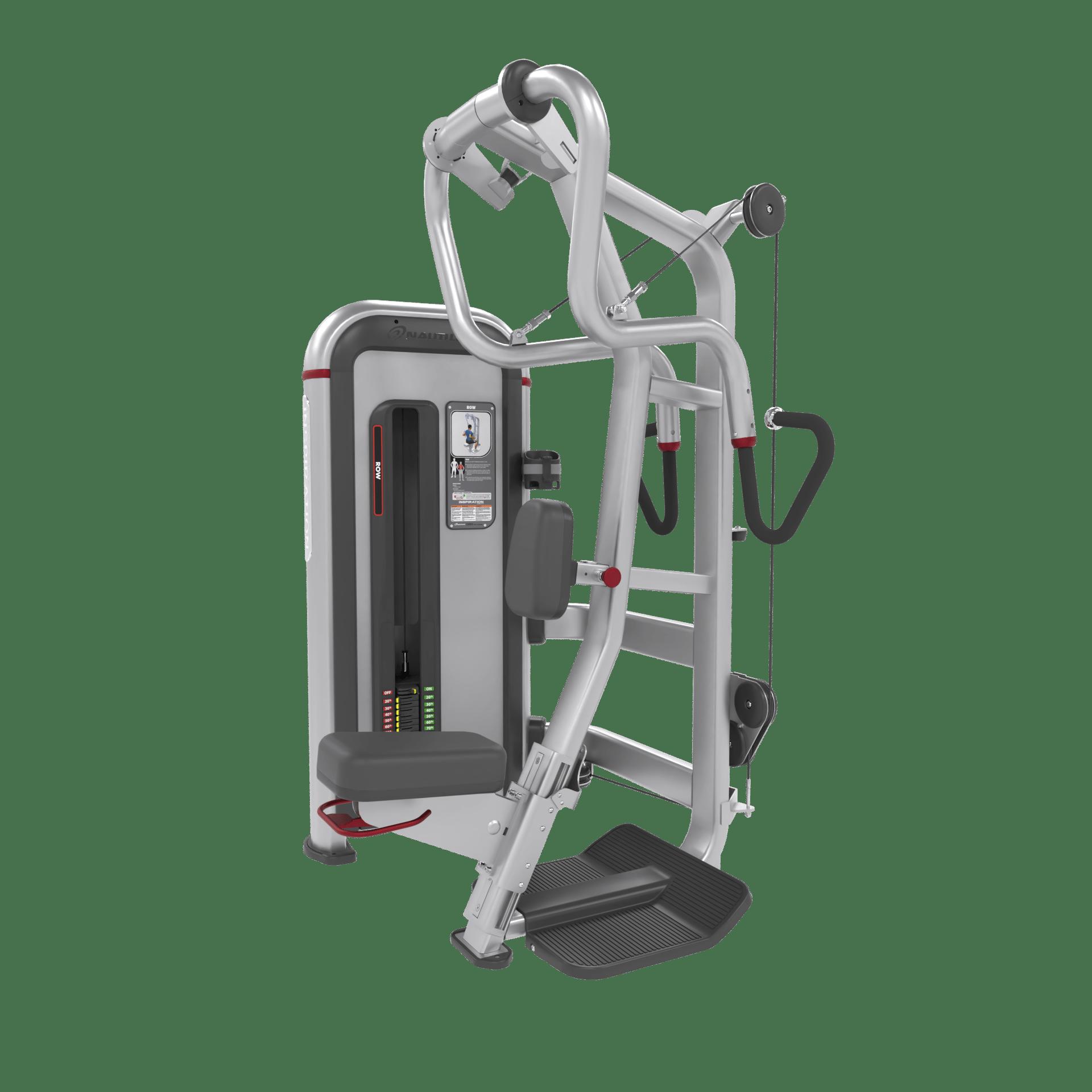 Nautilus Inspiration Vertical Row Machine – 9-IPVR3