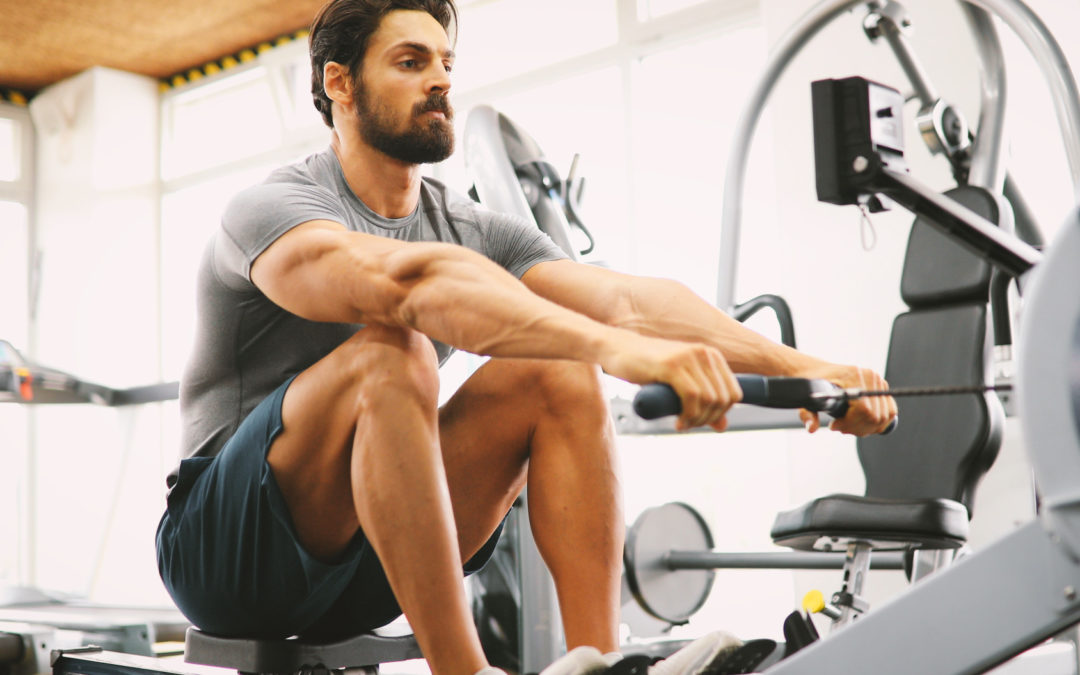 Build Your Perfect Back: 7 Rowing Machine Benefits You Need to Know About