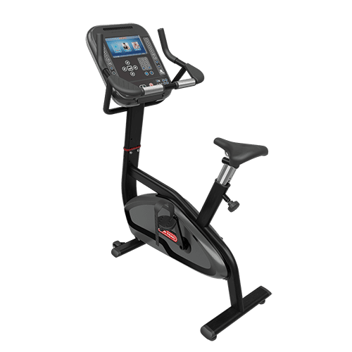 Star Trac 4 Series Light Commercial Upright Bike-New