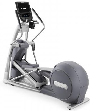 Precor EFX 885 V2 Elliptical with P82 Console-Remanufactured