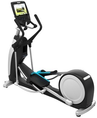 Precor EFX 885 Elliptical W Converging Ramp-Remanufactured