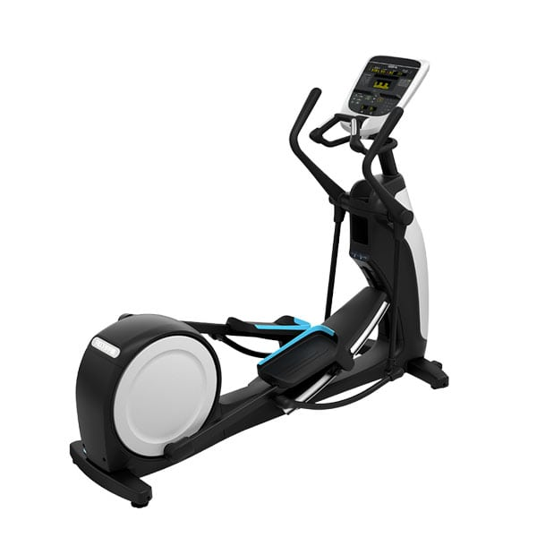 Precor EFX 835 Elliptical W Converging Ramp-Re-manufactured.Call 888-502-2348 For Lowest Pricing Guaranty