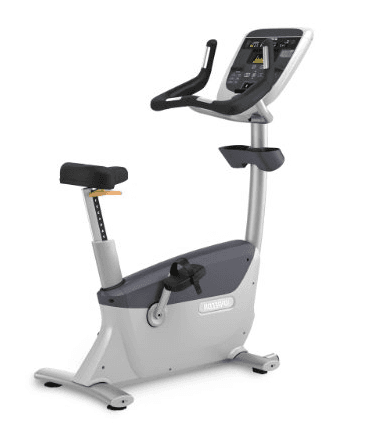 Precor UBK 835 Commercial Upright Bike-Remanufactured . Call 888-502-2348 Now For Lowest Pricing In the Nation
