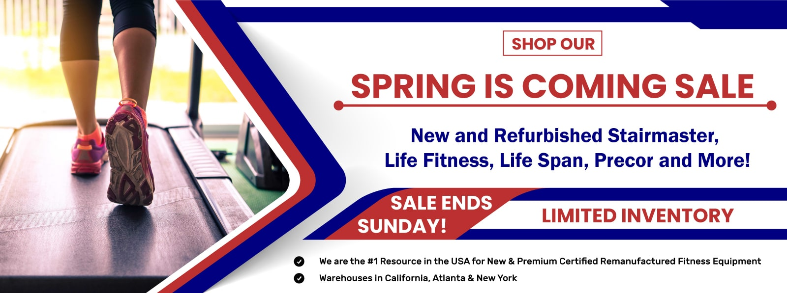 Shop our Spring is Coming Sale