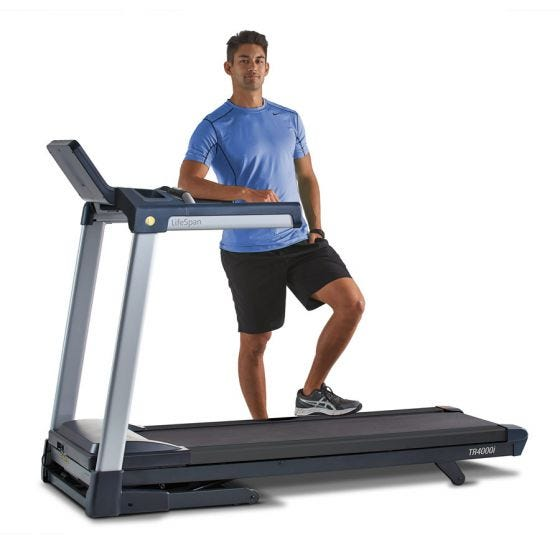 LifeSpan TR4000i Folding Treadmill-New, Call 888-502-2348 Now For Lowest Pricing In the Nation
