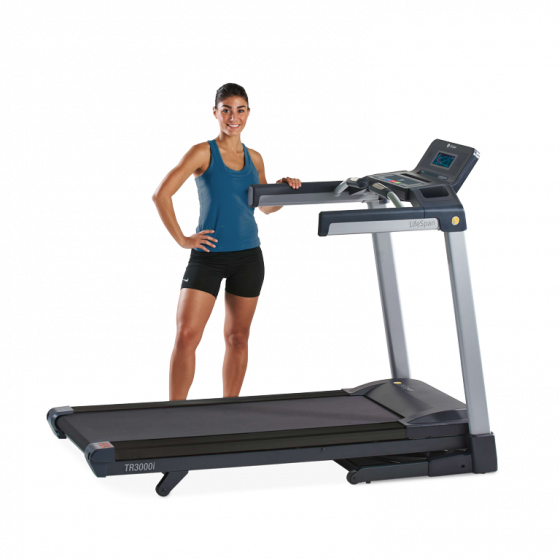 LifeSpan TR3000i Folding Treadmill-New, Call 888-502-2348 Now For Lowest Pricing In the Nation