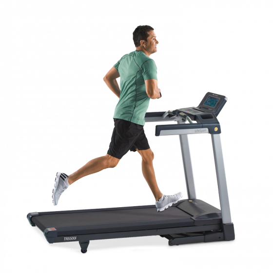 LifeSpan TR5500i Folding Treadmill-New, Call 888-502-2348 Now For Lowest Pricing In the Nation