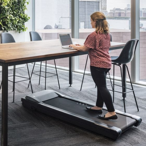 LifeSpan TR5000-DT3 Under Desk Treadmill-New, Call 888-502-2348 Now For Lowest Pricing In the Nation