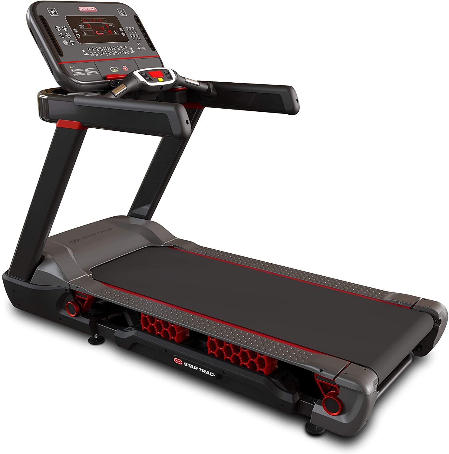 Star Trac 10 Series10TRx FreeRunner Treadmill with LCD. New  Call 888-502-2348 For Lowest Pricing In the Nation.